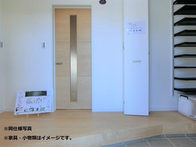 【内観:施工例】大和高田市南陽町 新築(全2区画)1号地