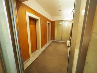 エレベーター 令和3年8月6日撮影