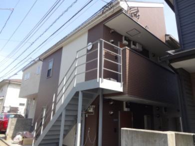 「東白楽」駅徒歩圏内の築浅賃貸アパート。