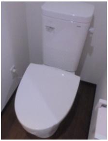 人気条件のバストイレ別・トイレ(同一仕様)