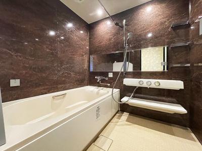 【浴室】ザ・グランドビュー・オオサカ