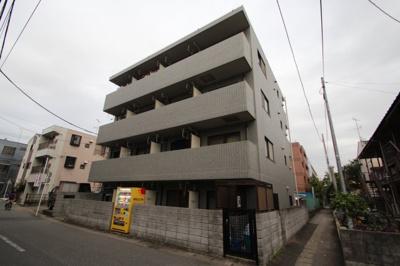 【外観】ドミール新城