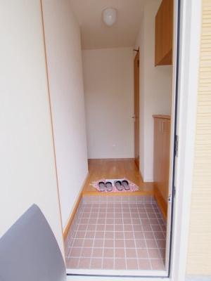 【玄関】シャーメゾン340