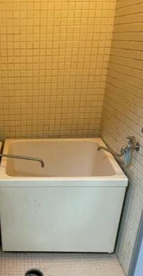 【浴室】近鉄柏木ハイツ