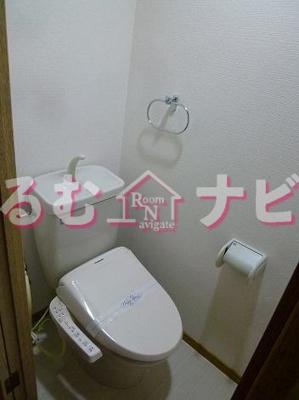 【トイレ】ブライトハーツ大橋南