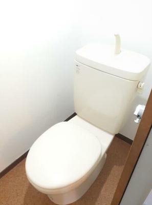 【トイレ】コットンハイツ東大沼
