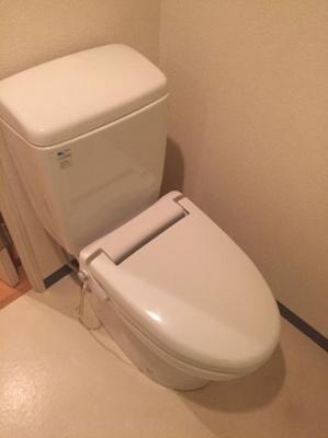 【トイレ】蔵前ローズガーデン