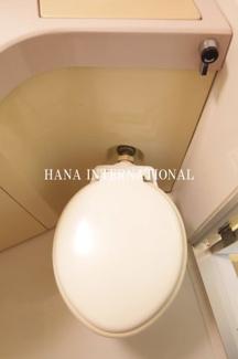 【トイレ】ローズマンションA31番館