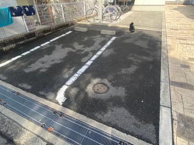 【駐車場】カーサフィオーレ