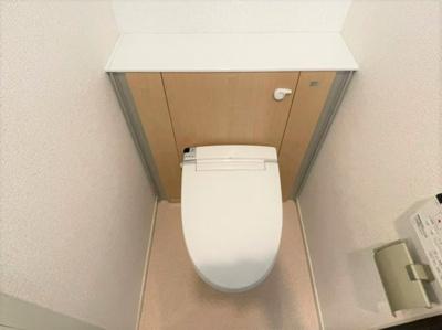 【トイレ】カーサフィオーレ