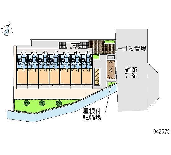 【区画図】メローフィールド K
