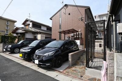 【駐車場】D-room片野新町