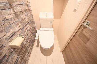 【トイレ】D-room片野新町