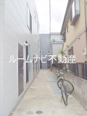 【エントランス】ネオス中板橋