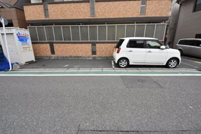 【駐車場】オークハイム