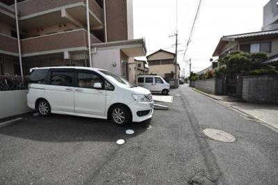 【駐車場】小倉飯店ビル