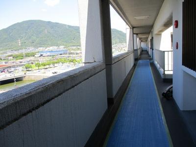 【バルコニー】サンライフ小倉南(No.7062)
