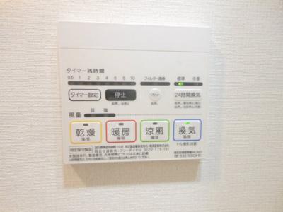 【設備】レジディア三軒茶屋Ⅲ 築浅 トランクルーム 独立洗面台