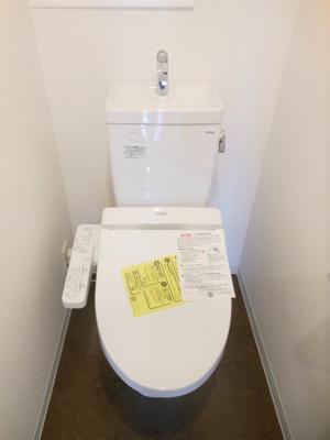 【トイレ】レジディア三軒茶屋Ⅲ 築浅 トランクルーム 独立洗面台