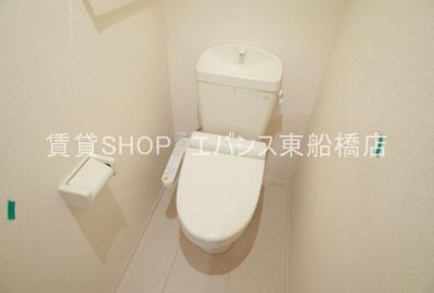 【トイレ】グランドゥールヒルⅡ