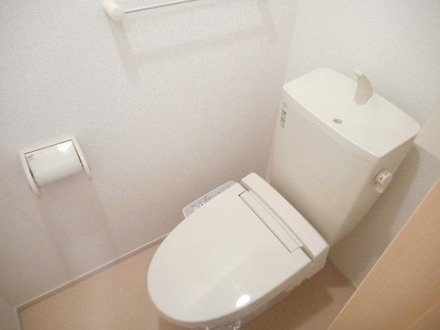 【トイレ】パストラール ライツⅢ