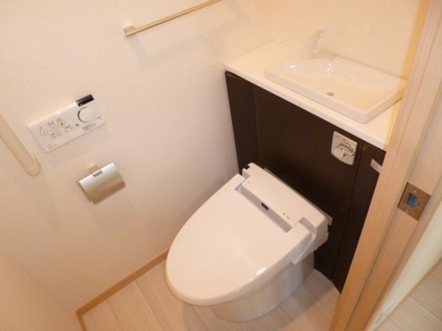 【トイレ】プリズプランタンⅡ