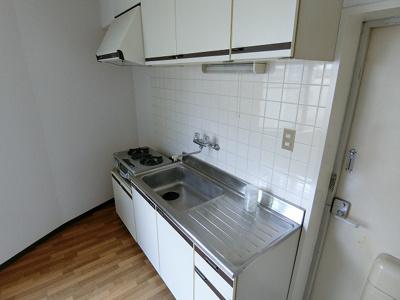 【キッチン】クレールハイツ