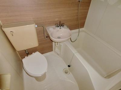 【浴室】クレールハイツ
