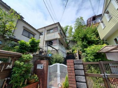 【外観】神戸市垂水区西舞子6丁目 中古戸建