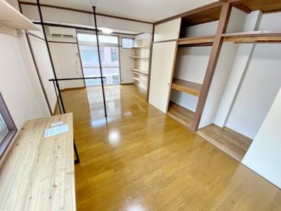 【居間・リビング】正栄荘