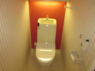 【トイレ】ExcelCourt下馬 デザイナーズ 独立洗面台 バストイレ別