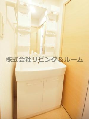 【独立洗面台】サンライズレジデンス