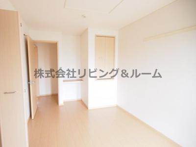 【寝室】サンライズレジデンス
