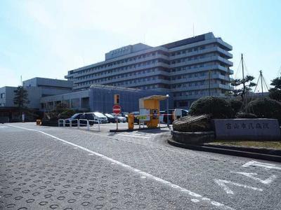 富山市民病院まで900m