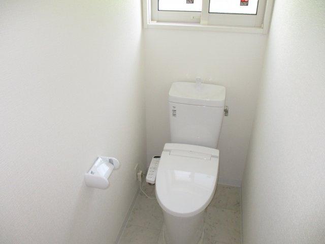 【トイレ】常陸大宮市若林中古戸建