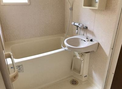 【浴室】フェルテ下丸子