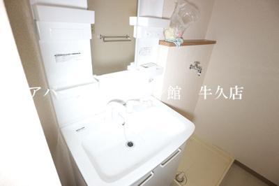 【独立洗面台】牛久ロイヤルレジデンスCⅣ型