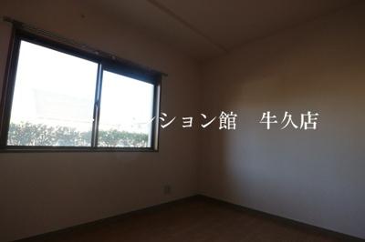 【洋室】牛久ロイヤルレジデンスCⅣ型