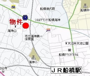 【地図】ドリーマーズハウス