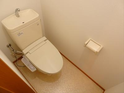 【トイレ】クレール幡ヶ谷