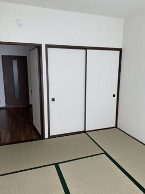 【和室】アルトラマンション B棟