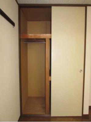 【収納】安藤ホームズ バストイレ別 駅近 室内洗濯機置場