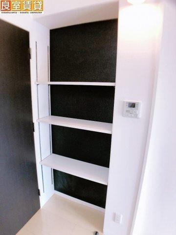 LDK収納スペース