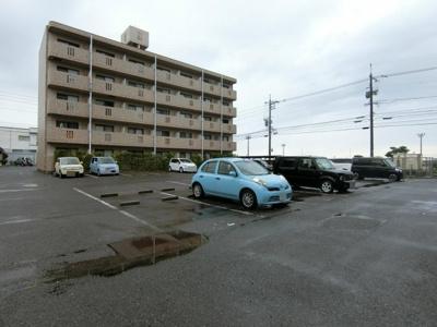 【駐車場】スカイタウンコーストⅢ