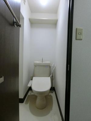 【トイレ】スカイタウンコーストⅢ