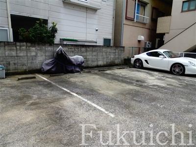 【駐車場】ドミール青木
