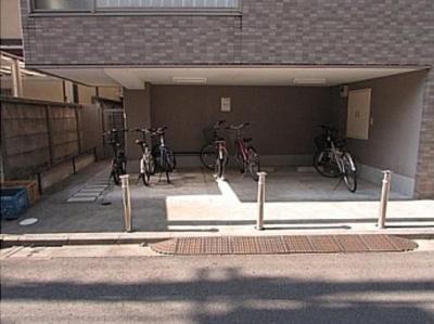 【その他共用部分】K2三軒茶屋 駅近 バストイレ別 室内洗濯機置場 オートロック
