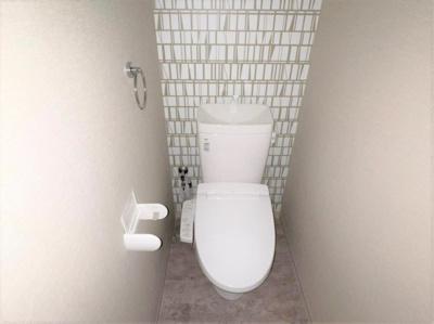 【トイレ】リエゾンコート大今里