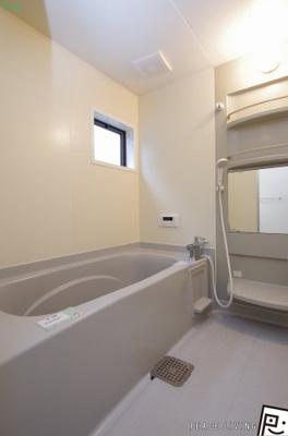 【浴室】ハイツルミネ