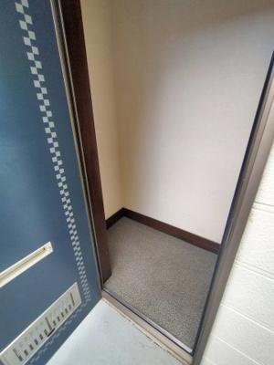 【玄関】メゾンドゥ